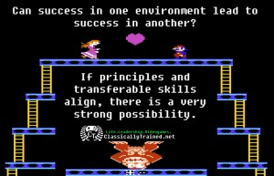 video games learning education educational leadership
