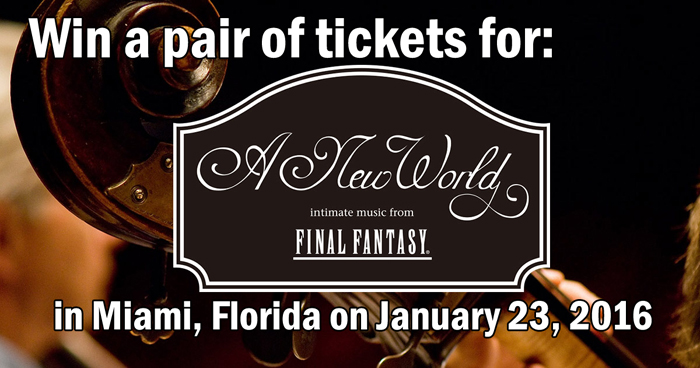 final fantasy a new world miami florida